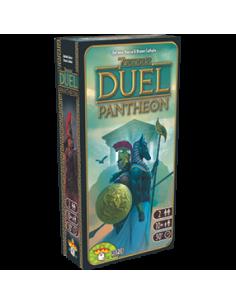 7 Wonders Duel Pantheon Exp.