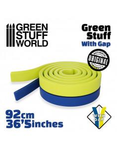 Green Stuff With Gap (93cm)