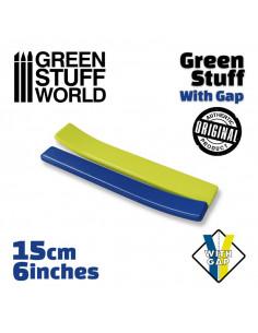 Green Stuff With Gap (15cm)