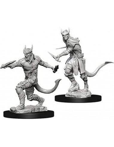 D&D Nolzur´s Miniatures Thiefling...