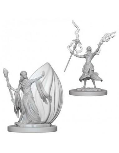 D&D Nolzur´s Miniatures Elf Female...