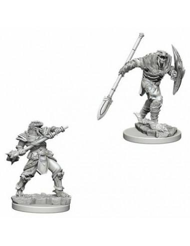 D&D Nolzur´s Miniatures Dragonborn...