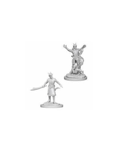 D&D Nolzur´s Miniatures Male Tiefling...