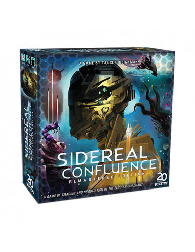 Sidereal Confluence Remasterd Ed