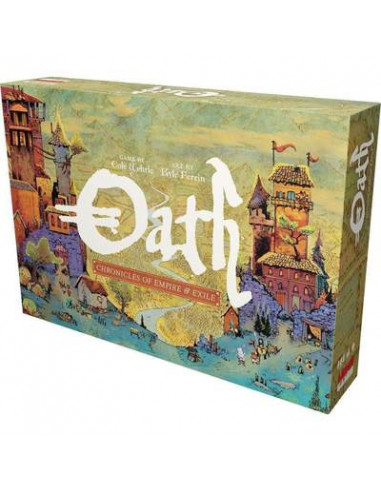 Oath Chronicles of Empire & Exile