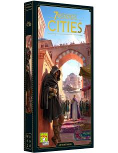 7 Wonders 2nd Ed Cities