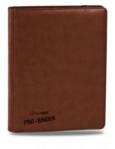 Binder PRO 9-P Prem. Brown
