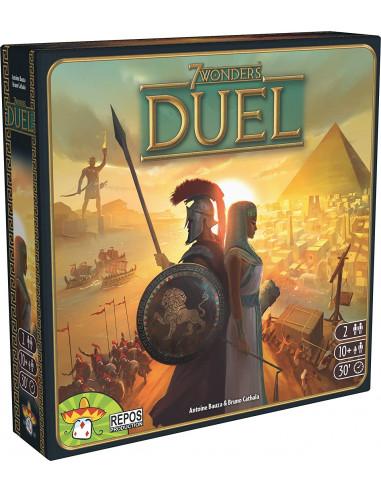 7 Wonders Duel (SE)