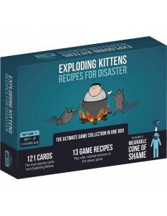 Exploding Kittens Recipes...
