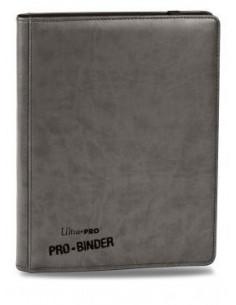 Binder PRO 9-P Prem. Grey