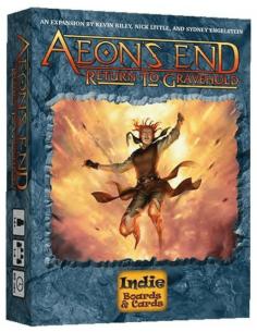 Aeons End Return to Gravehold