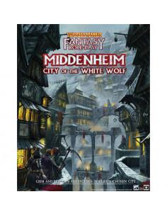 Warhammer RPG Middenheim...