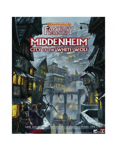 Warhammer RPG Middenheim City of the...