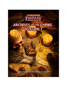 Warhammer RPG Archives of...