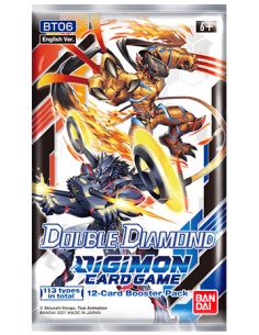 Digimon Card Game Double...