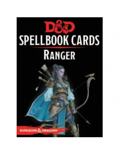 D&D 5th Ed. Ranger Spell Deck