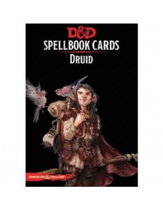 D&D 5th Ed. Druid Spell Deck