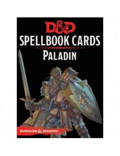 D&D 5th Ed. Paladin Spell Deck