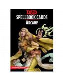 D&D 5th Ed. Arcane Spell Deck