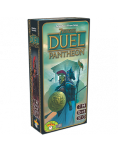 7 Wonders Duel Pantheon Exp. (SE)