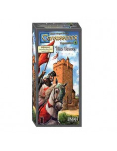 Carcassonne 2.0 The Tower (SE)