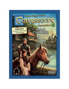 Carcassonne 2 Traders & Builders (SE)